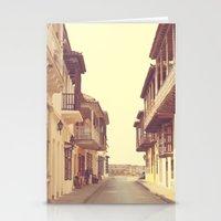 Summer Love Alone (vinta… Stationery Cards