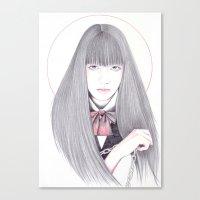 Go-Go Canvas Print