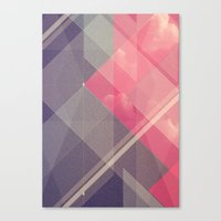 Colorful abstract_1 Canvas Print
