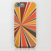 70's Star Burst iPhone 6 Slim Case