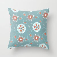 Arts & Crafts Throw Pillow