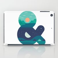 Day & Night iPad Case