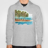Private Island Painting Hoody