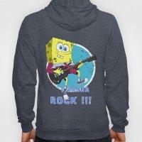 i wanna rock !!! Hoody
