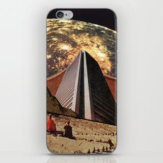 Exiled by Zabu Stewart iPhone & iPod Skin