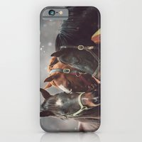iPhone & iPod Case featuring Nuzzle by Laura Ruth