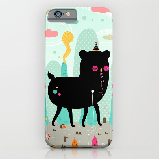 A lovely day at the tiny world iPhone & iPod Case