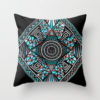 New Paths Throw Pillow