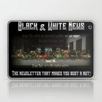 The Black & White Last Supper Laptop & iPad Skin