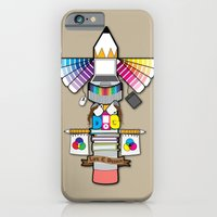 iPhone & iPod Case featuring Graphic Design for all life by Pily Clix
