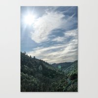 Angel's Camp Canvas Print