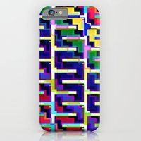iPhone & iPod Case featuring Rainbow Snake by athomahawk