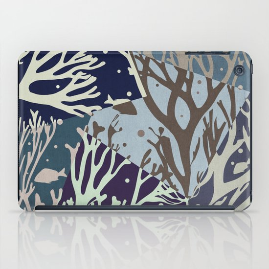 Under the Sea - Abstract iPad Case