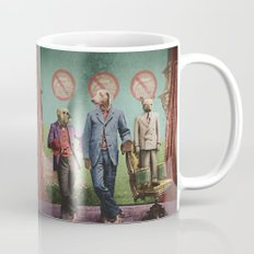 The Three Distinguished Members of the Committee to Handle the Squirrel Problem Mug