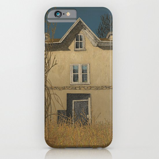 Abandoned iPhone & iPod Case