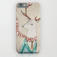 iPhone & iPod Case featuring Dear deer. by Belén Segarra