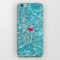 Petal Pool iPhone & iPod Skin
