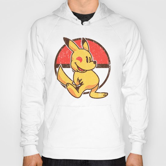 Pika Mouse Hoody