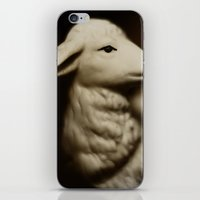 Tom Feiler Lamb iPhone & iPod Skin