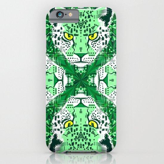 Emerald Leopard  iPhone & iPod Case