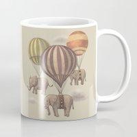 Flight Of The Elephants  Mug