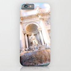 Trevi Fountain iPhone 6 Slim Case