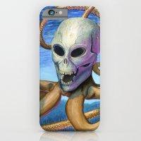 Skulloctopus iPhone 6 Slim Case