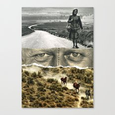 There Was A Time Canvas Print