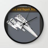 Normandy SR-2 Cerberus Service and Repair Manual Wall Clock