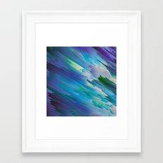 Aquatica Framed Art Print