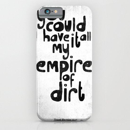 Hurt iPhone & iPod Case