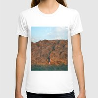 T-shirt featuring heyloft sunset by kolya korzh