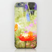 Magic Poppies iPhone 6 Slim Case