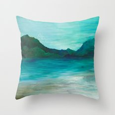A Peace of My Soul Throw Pillow