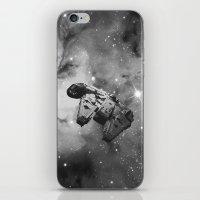 Millennium Falcon iPhone & iPod Skin