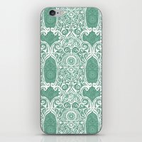 Arsenic And Clock Lace iPhone & iPod Skin