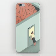 Brain Room iPhone & iPod Skin
