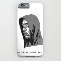 Mr Robot iPhone 6 Slim Case