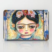 The Heart Of Frida Kahlo… iPad Case