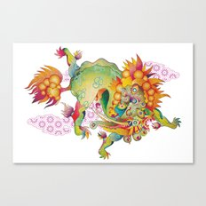 The Dream Eater Canvas Print