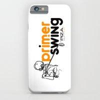 Primer Swing By Piza Gol… iPhone 6 Slim Case