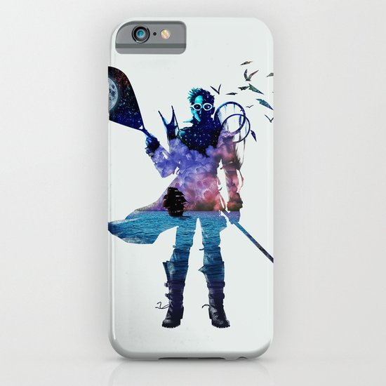 Dream Fisherman iPhone & iPod Case