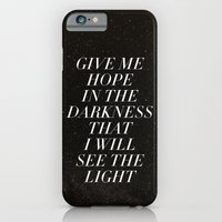 iPhone & iPod Case featuring Ghosts That We Knew by Zyanya Lorenzo