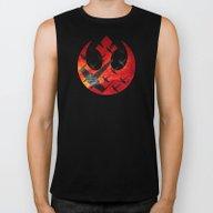 Star Wars Wraith Squadro… Biker Tank