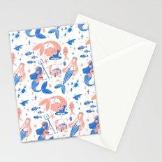Ocean treasures Stationery Cards