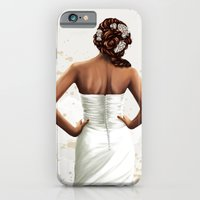 iPhone & iPod Case featuring Marier by Angy'art
