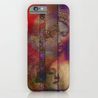 iPhone & iPod Case featuring Past Present Future by Aimee Stewart