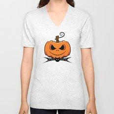Pumpkin King Unisex V-Neck