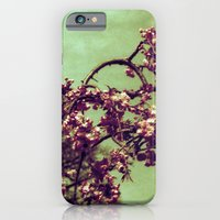 iPhone & iPod Case featuring Redscale Blossom by Darren Riley Film Photography