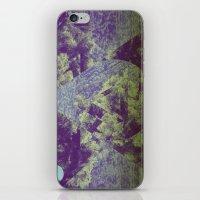Quantic  iPhone & iPod Skin